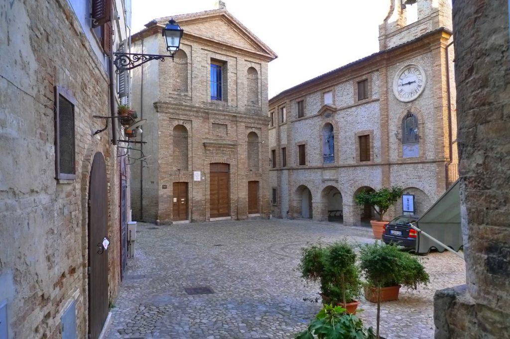 Маршрут по Италии - Grottammare