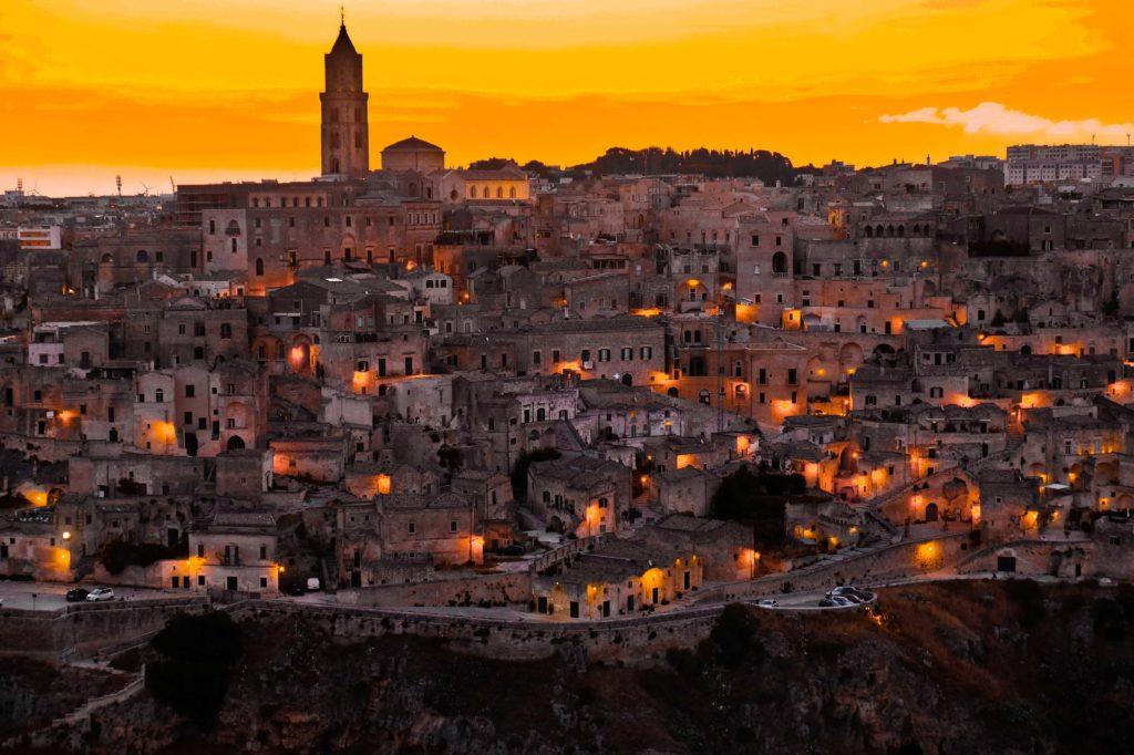 Маршрут по Италии - Matera