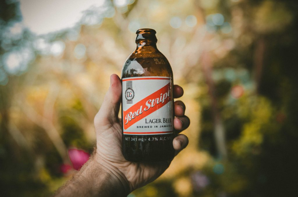 Канадское пиво