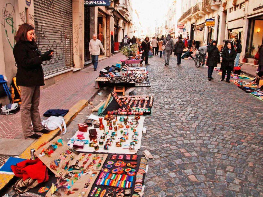 Блошиный рынок Эль-Растро