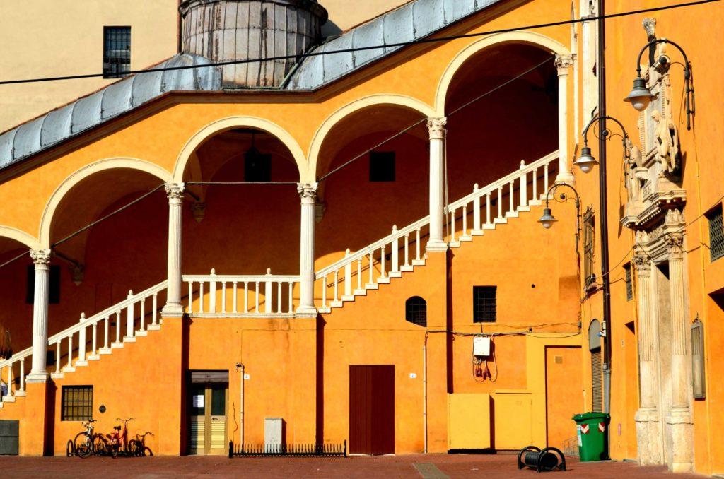 Маршрут по Италии - Ferrara