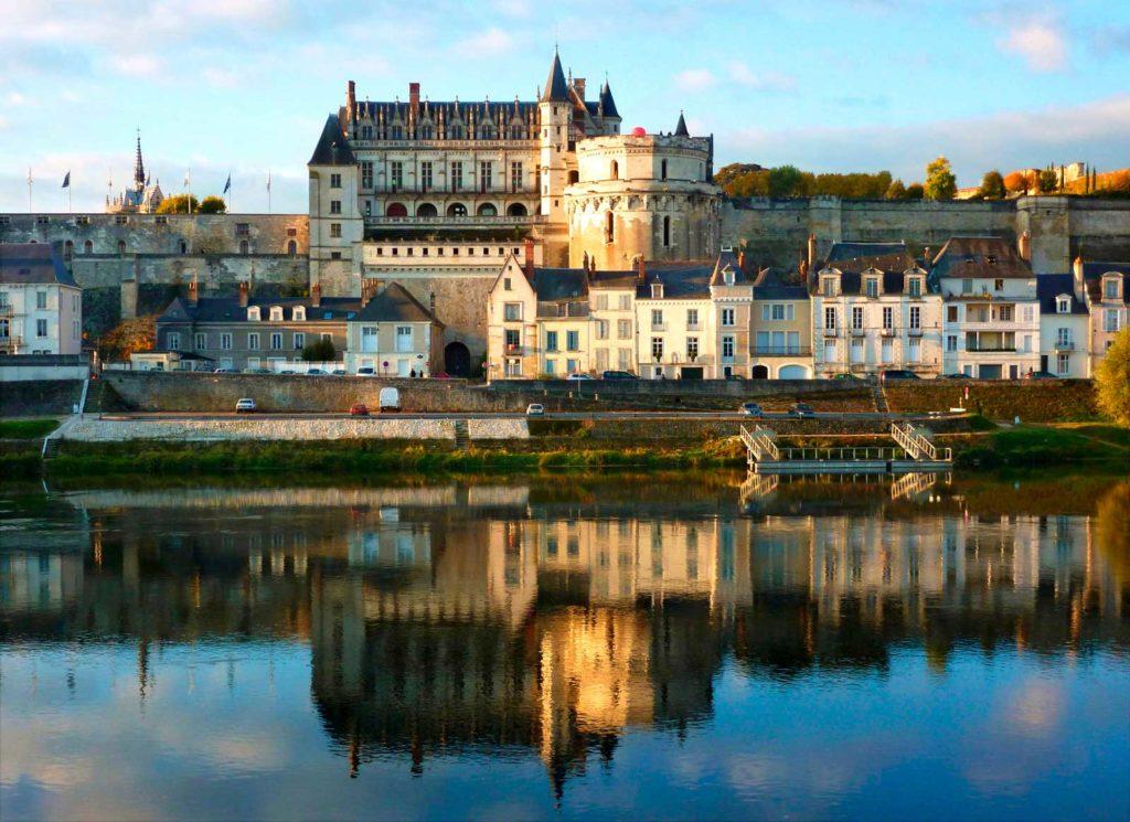Замки Франции: Замок Амбуаз
