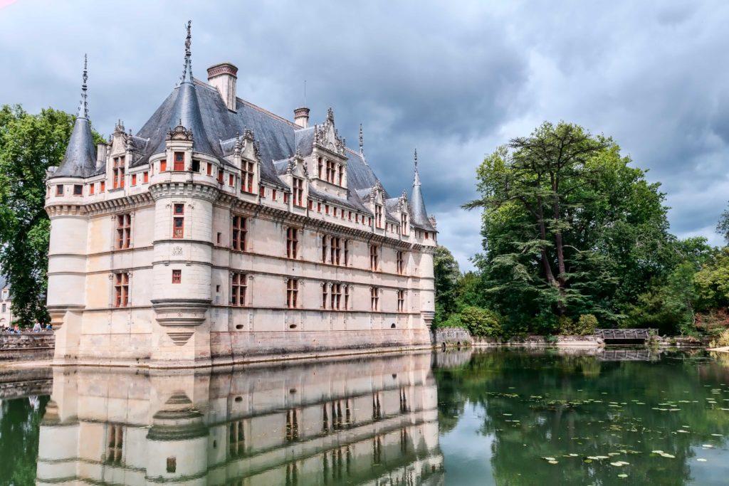 Замки Франции: Замок Блуа