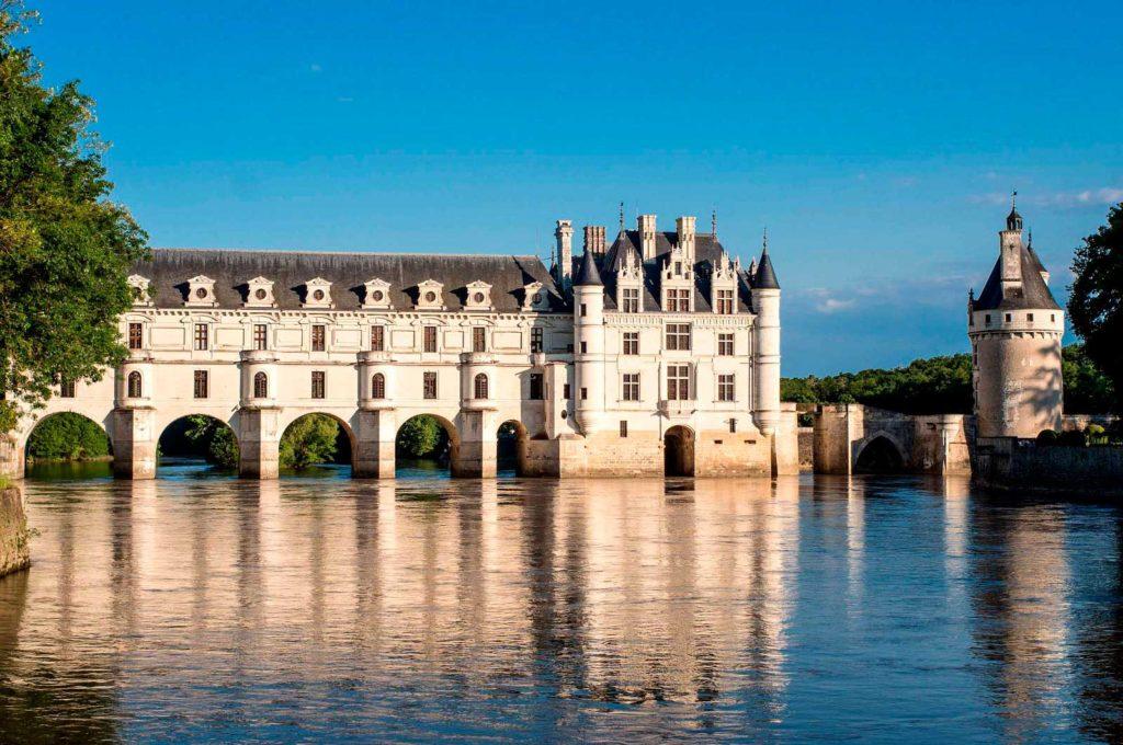 Замки Франции: Замок Шенонсо