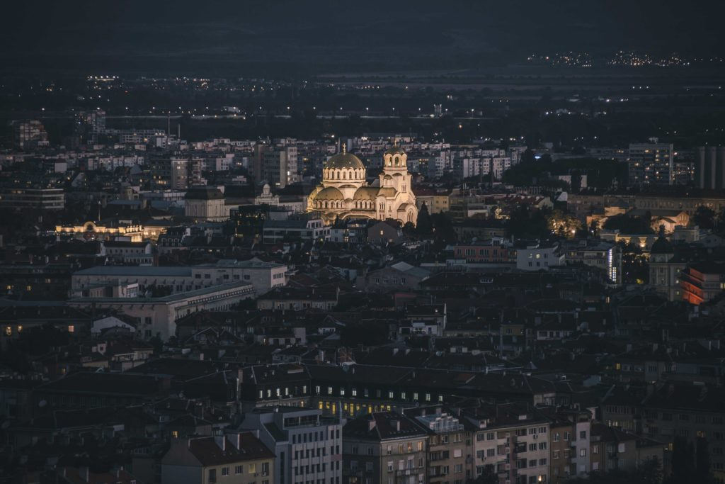 София столица Болграии