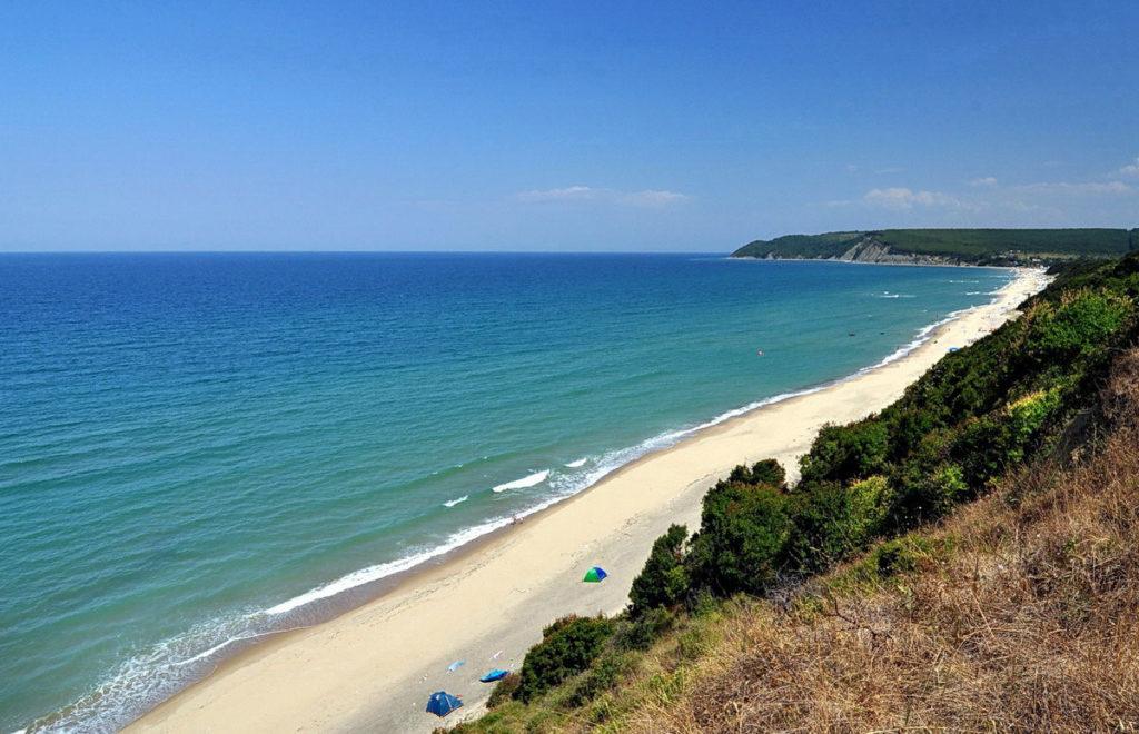 Пляж Иракли Болгария