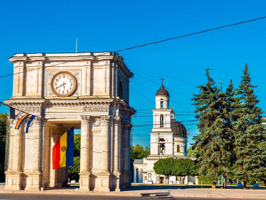 Кишинев Молдавия