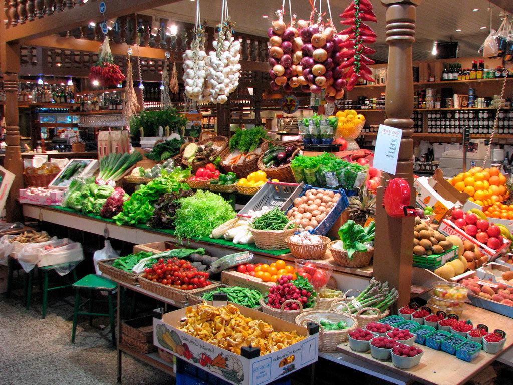 Рынок Стокгольм