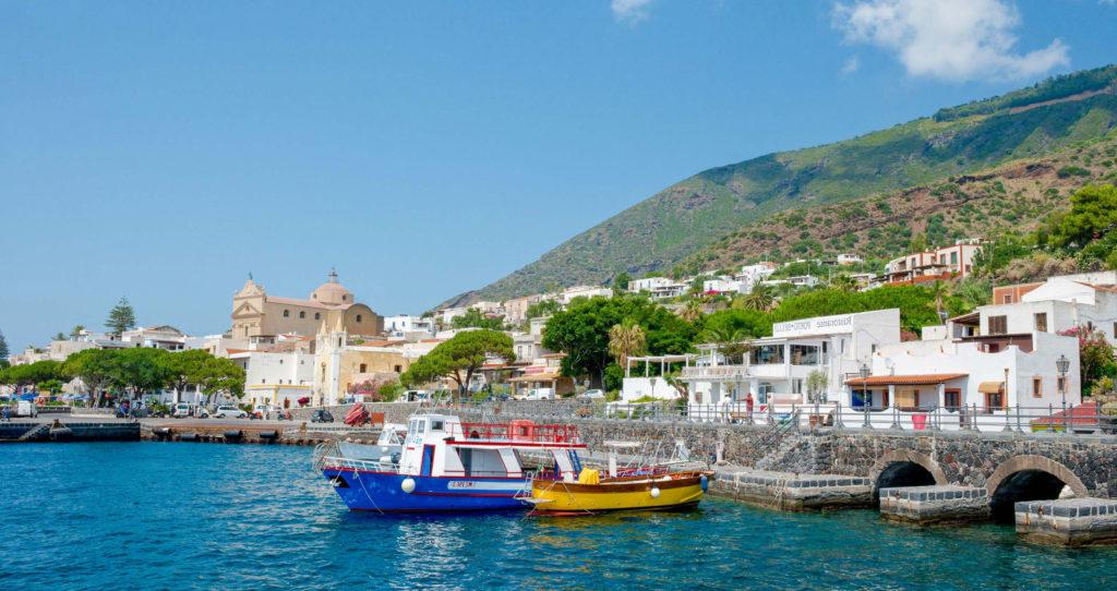 ОстровСалина, Италия
