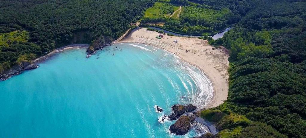 Силистар пляж Болгария