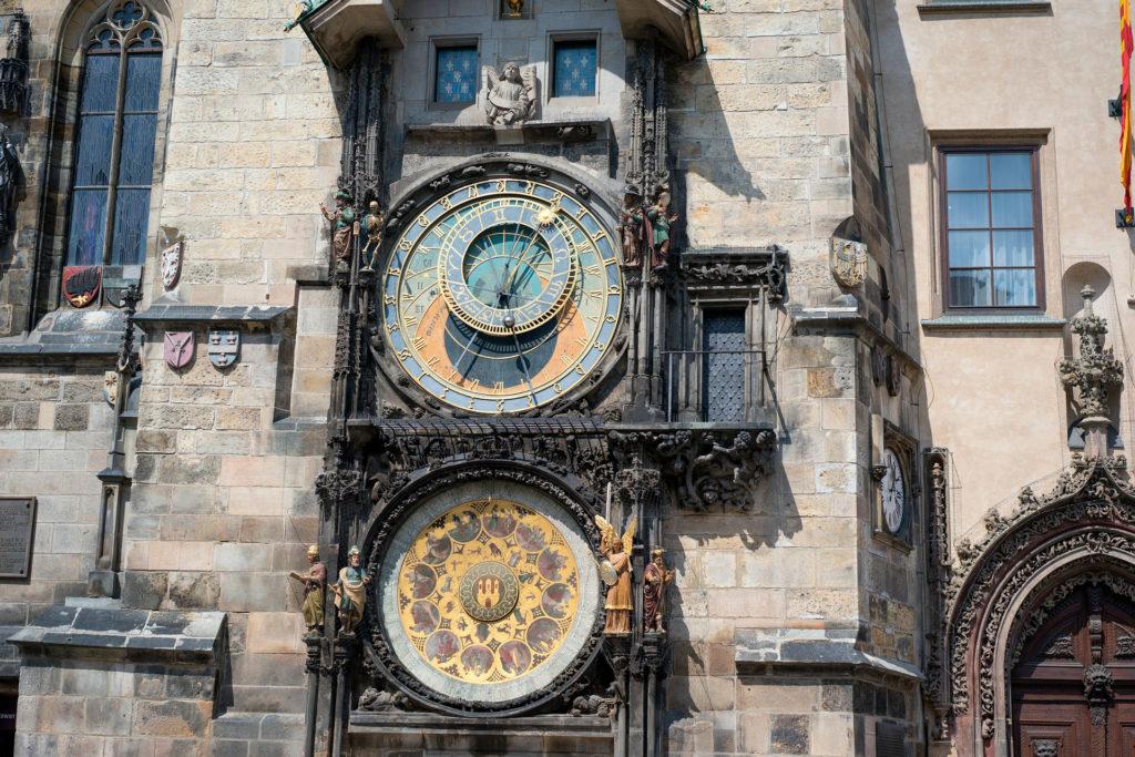 Старая ратуша и астрономические часы