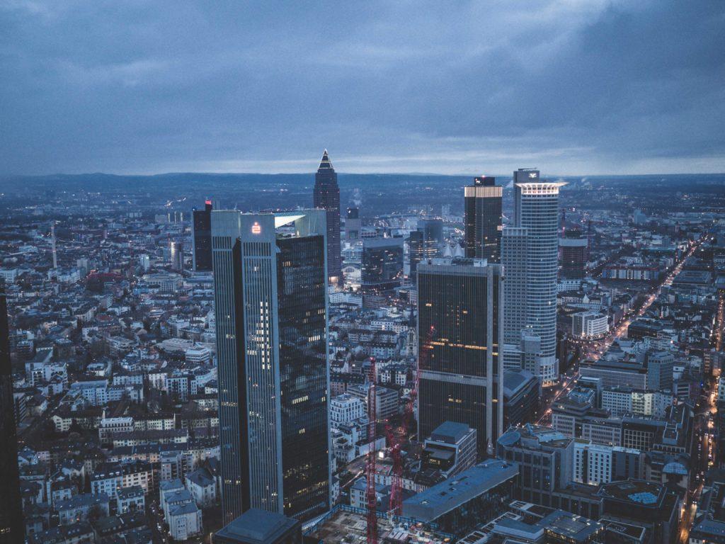 Цены на жизнь Франкфурт
