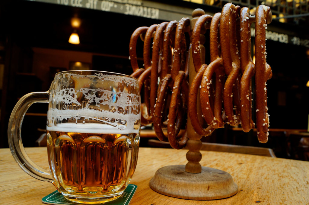 Еда в Праге: что попробовать