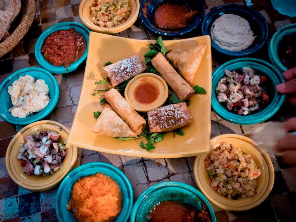 Еда в Египте