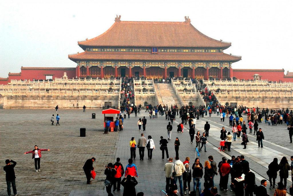 Средняя зарплата в Пекине, Китай