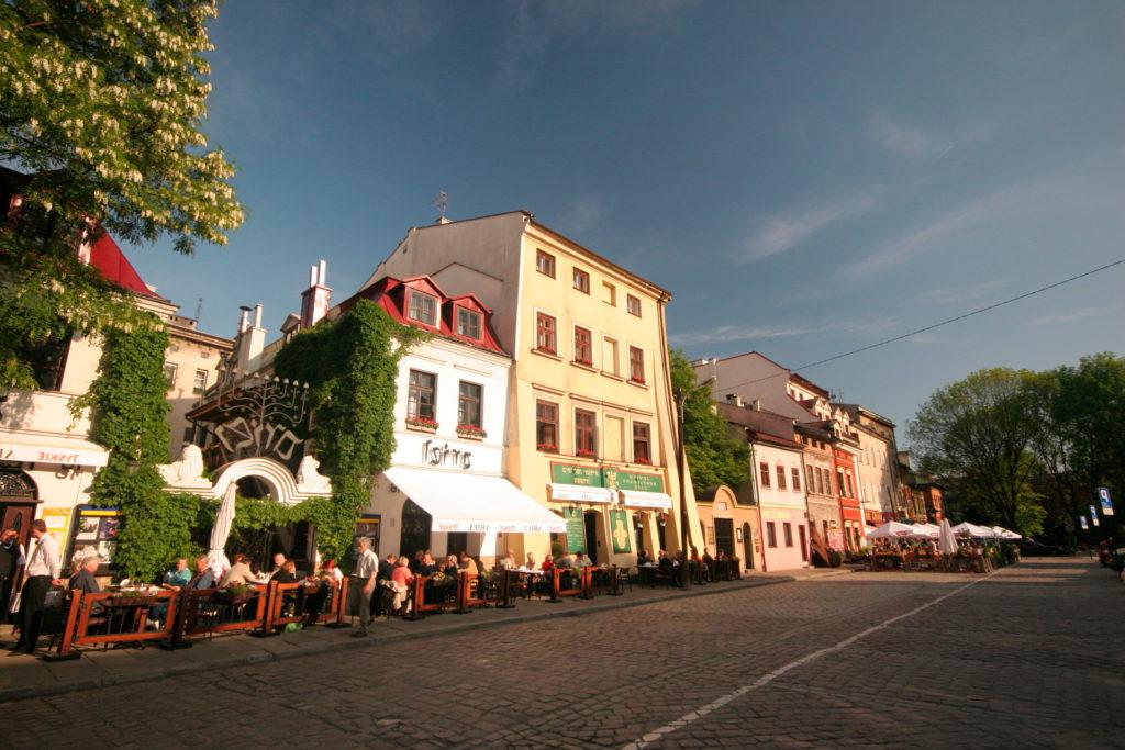 Лучшие места Кракова