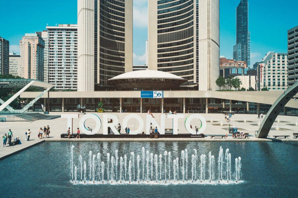 Отели Торонто