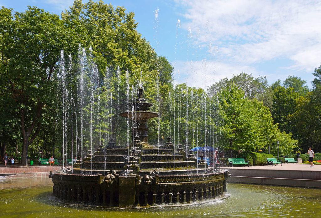Общественный парк «StefancelMare»