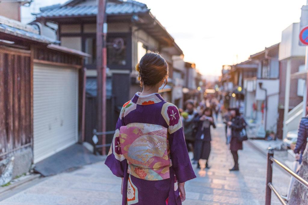 Лучшее время года Киото