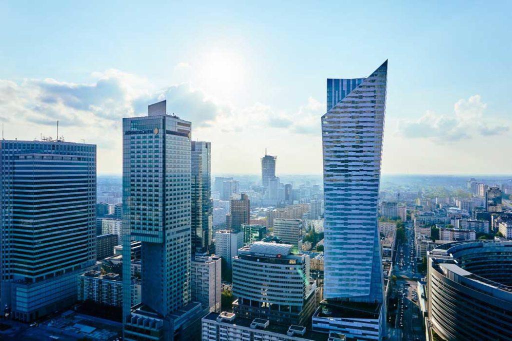 Бизнес центр Варшава