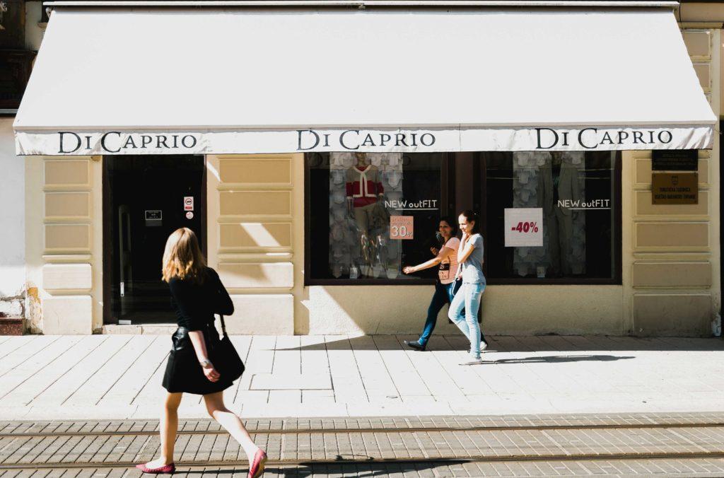 Магазины в Хорватии