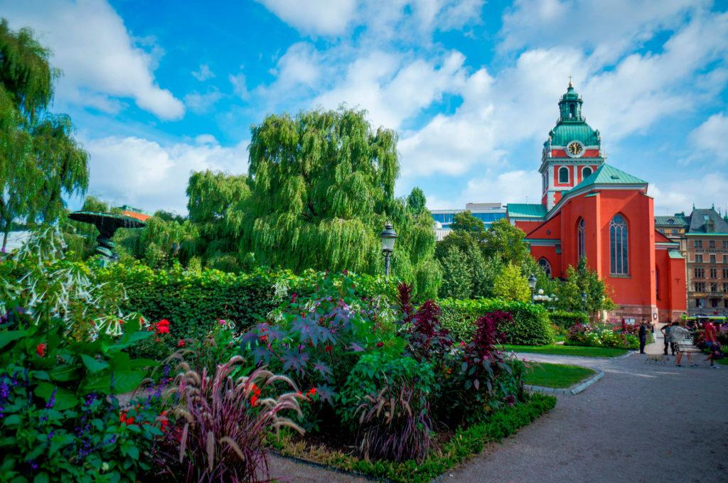 Туризм в Стокгольме