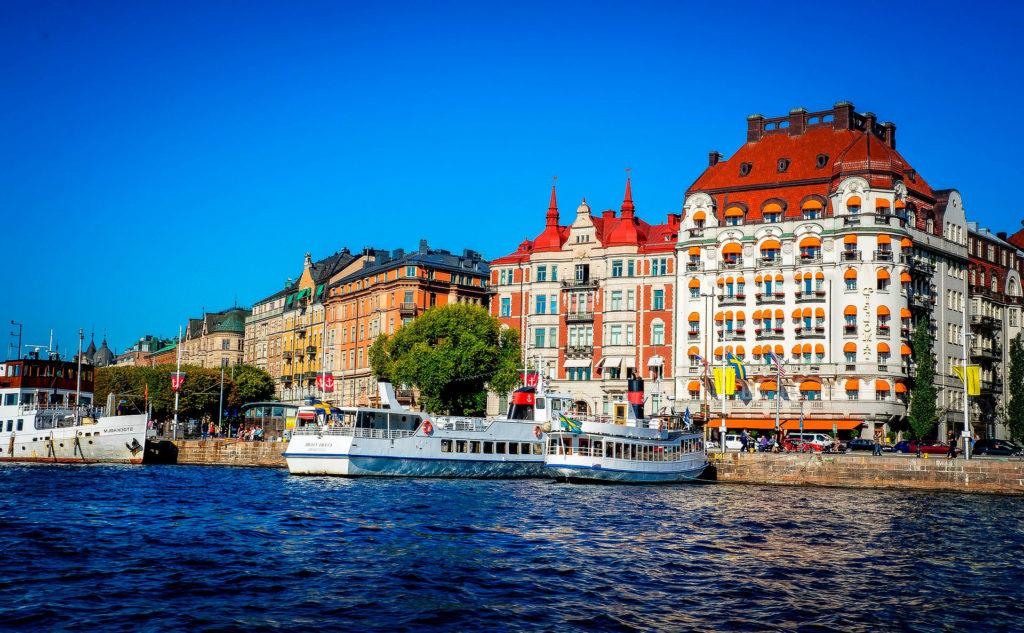 Туризмв Стокгольме