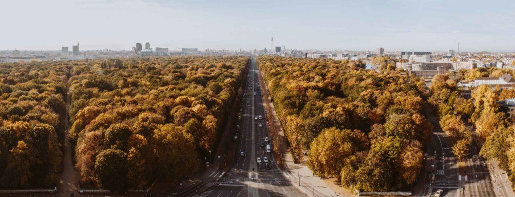 Дороа в Берлин