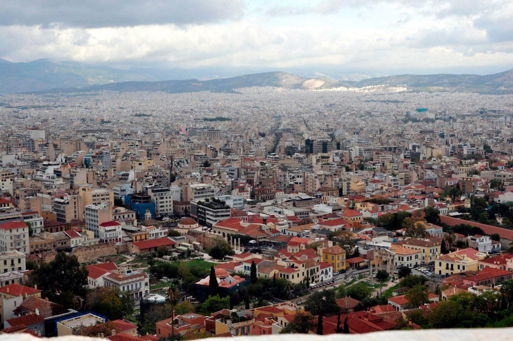 Ежедневный бюджет туриста в Афинах