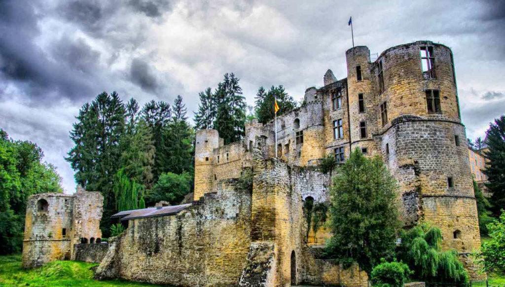 Замок Бофорта