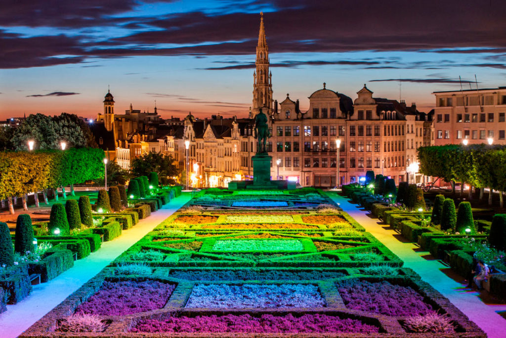 Городскойпарк Бушапешт