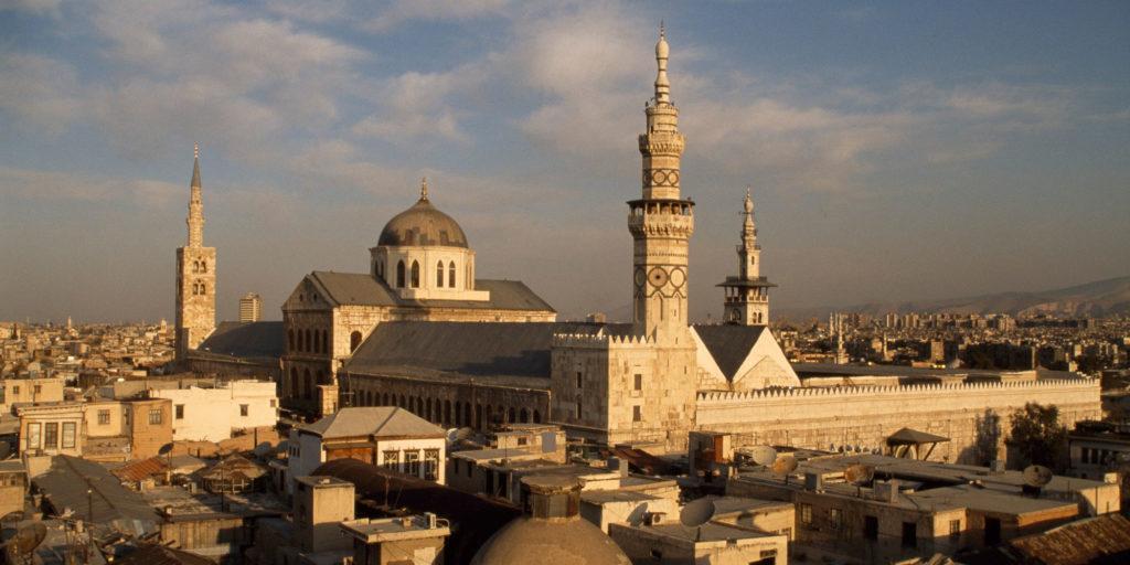 Достопримечательности Сирии: Дамаск