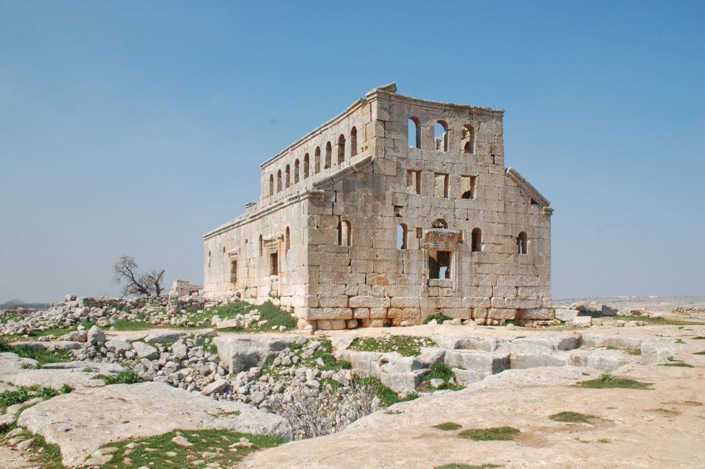 Достопримечательности Сирии: Мертвые города