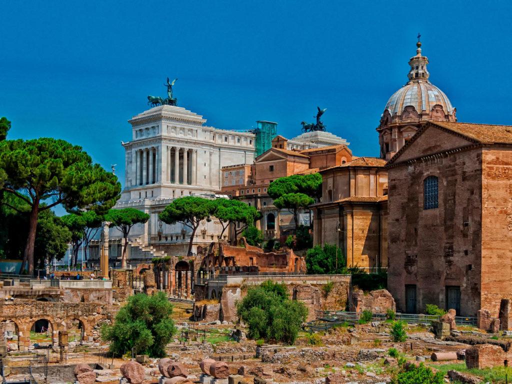 Римский форум вРиме