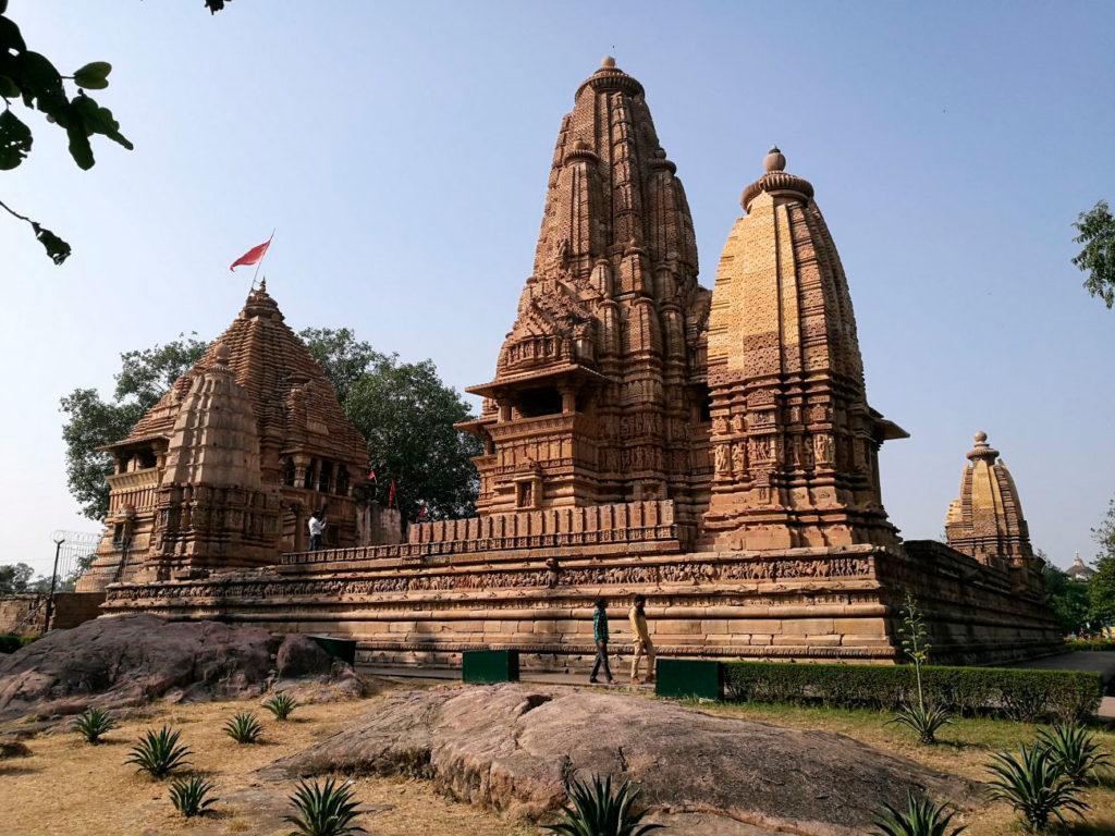 Группа памятников КхаджураховМадхья-Прадеше