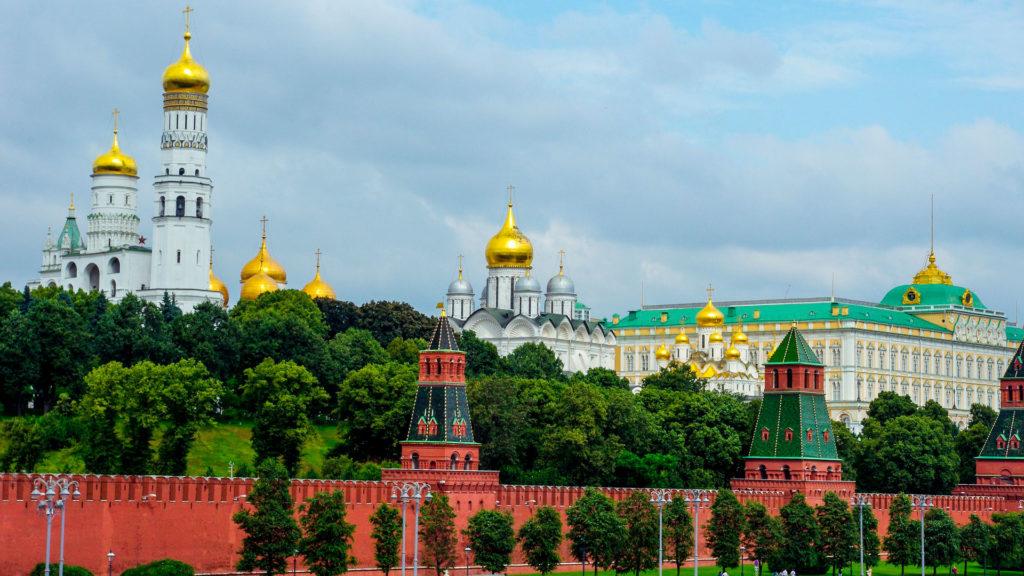 Кремль в России