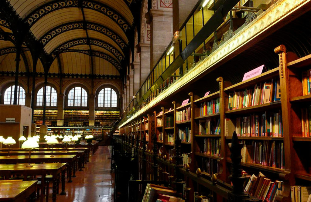 БиблиотекаСент-Женевьев