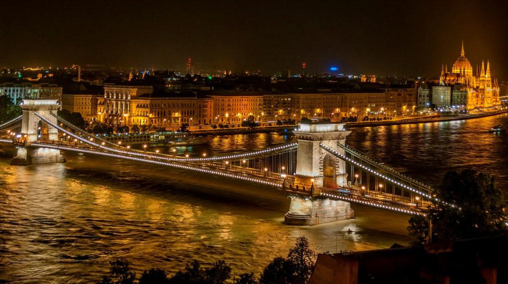 Достопримечательности Будапешта:Цепноймост