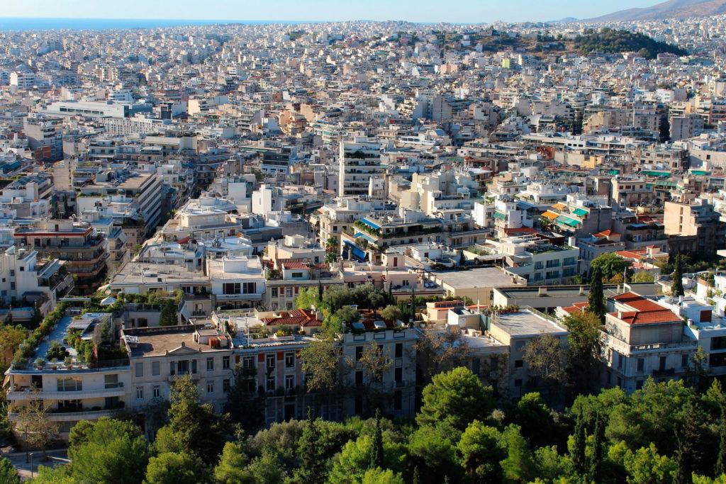 Минимальная зарплата в Греции Афины