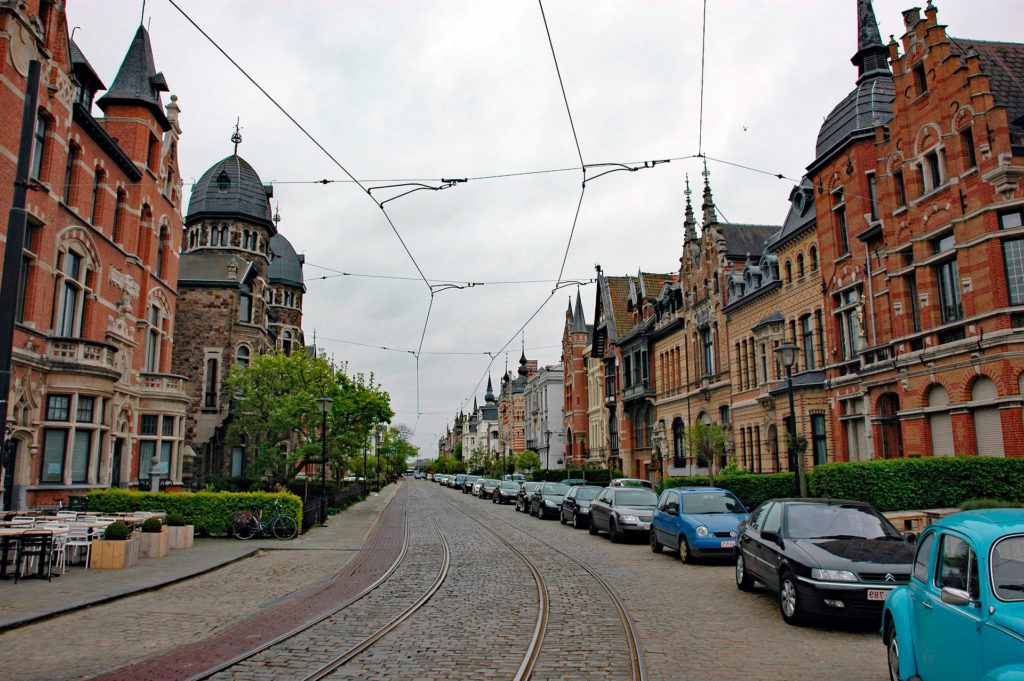 Ежедневная стоимость бюджетного посещения Антверпен