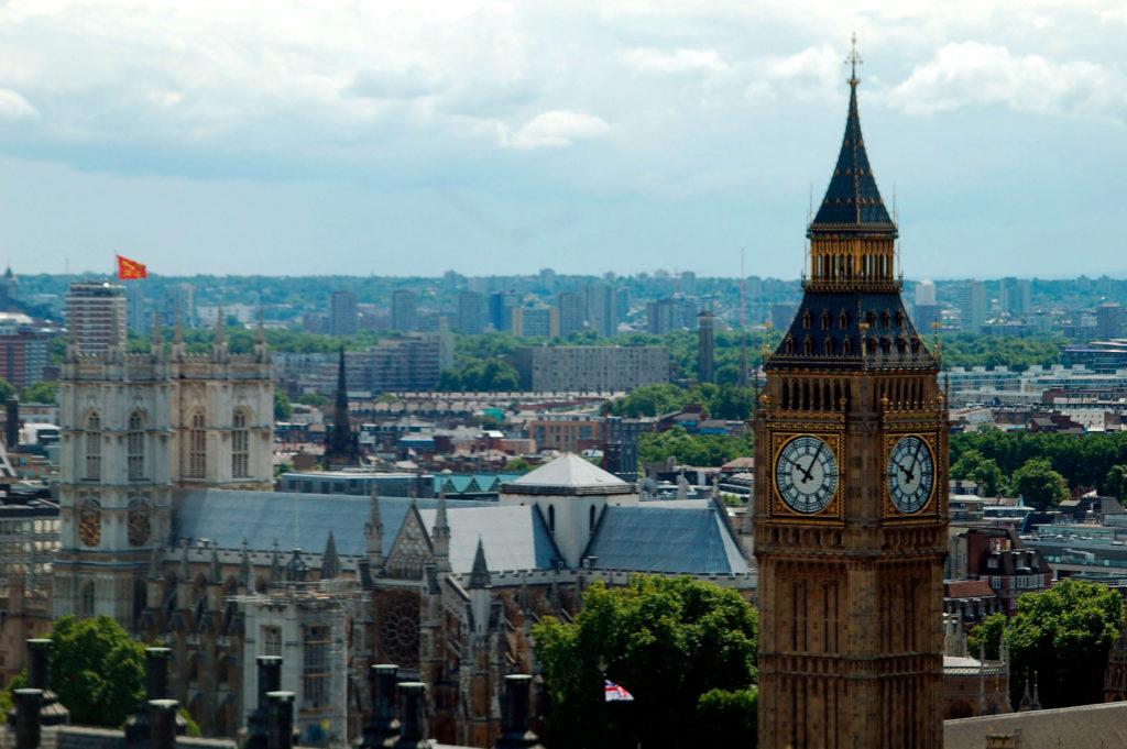 Южный Лондон Архитектура
