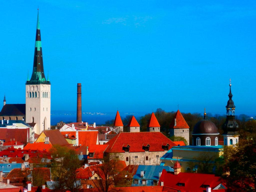 Минимальная зарплата в Эстонии