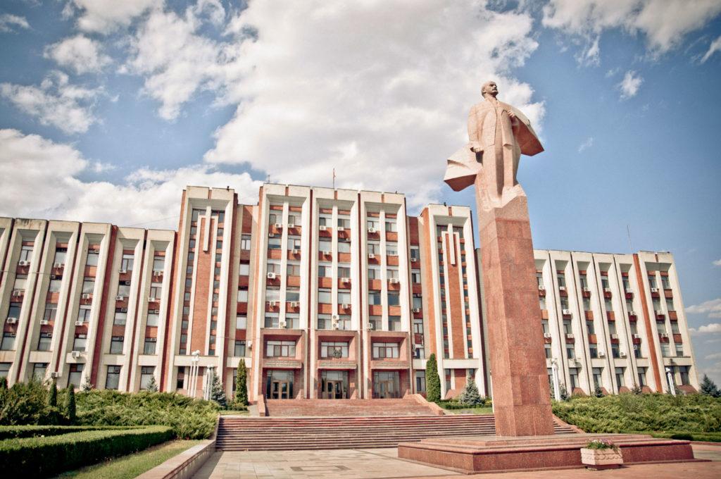 Скажите привет Ленину в Президентском дворце