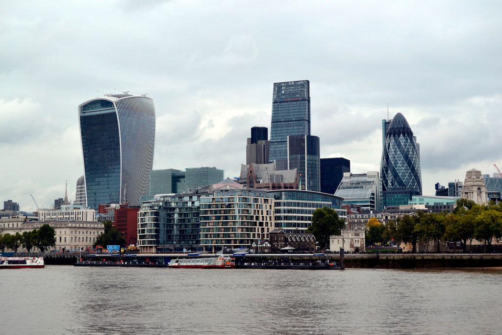 Лондон бизнес