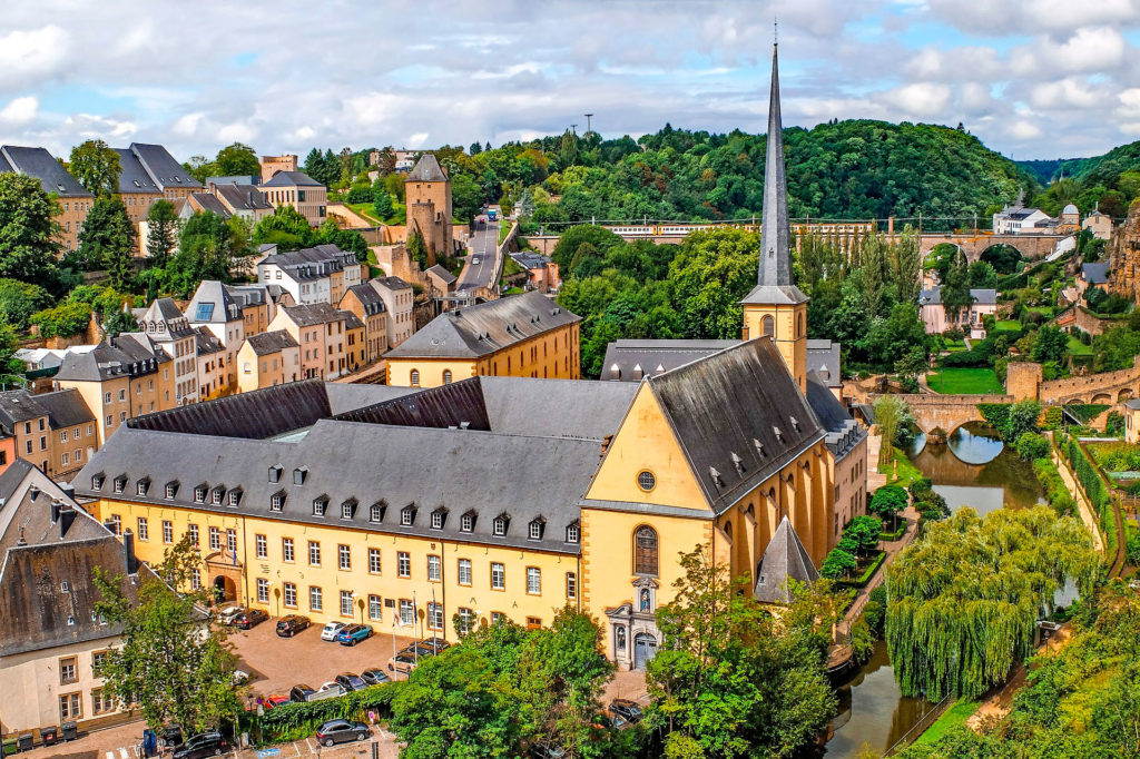 Национальная валюта Люксембурга Евро