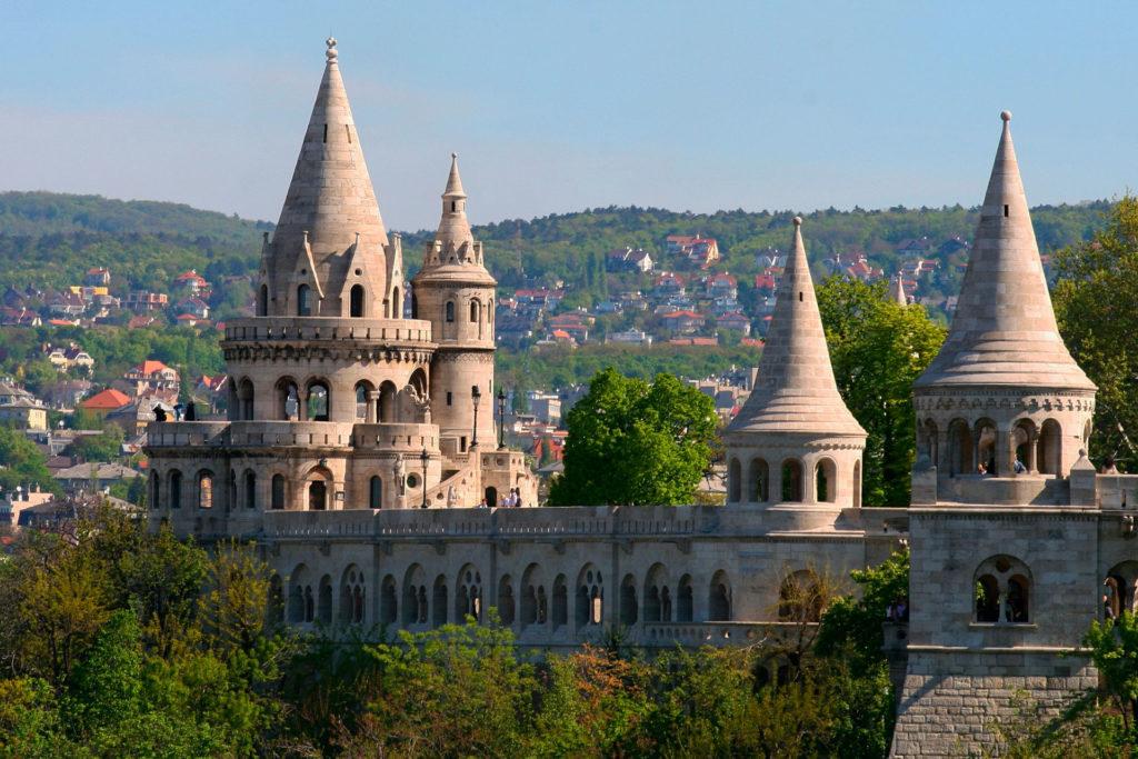 развлечения и достопримечательности в Будапеште