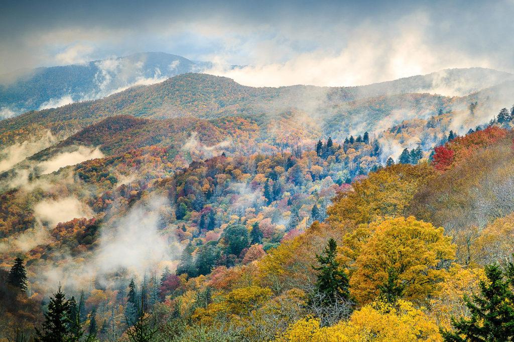 Великие дымчатые горы