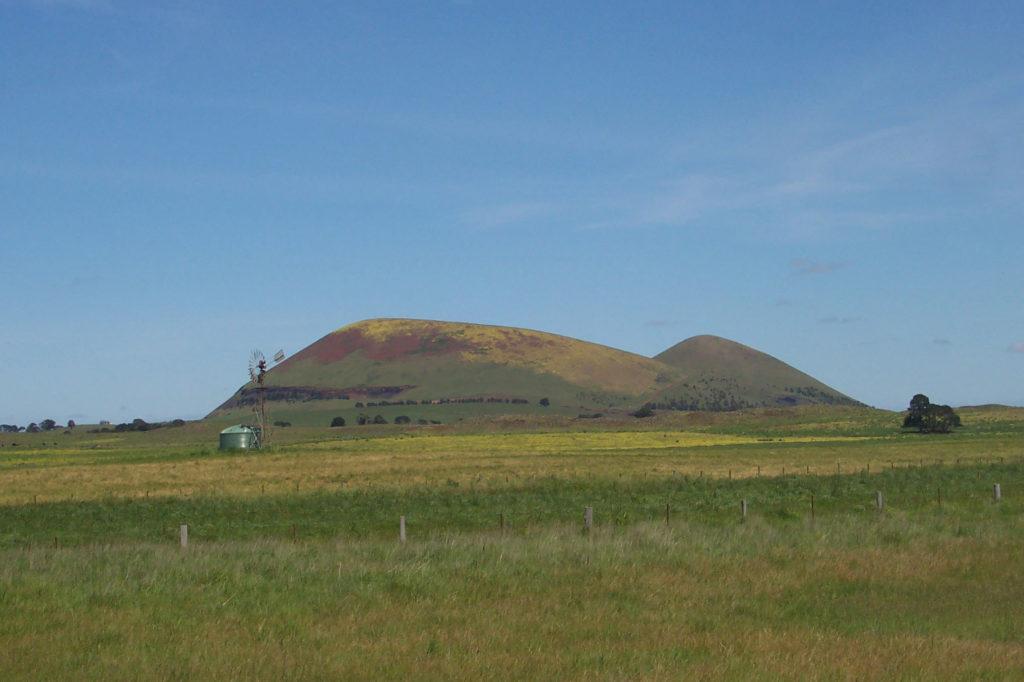 Маленькая гора в мире