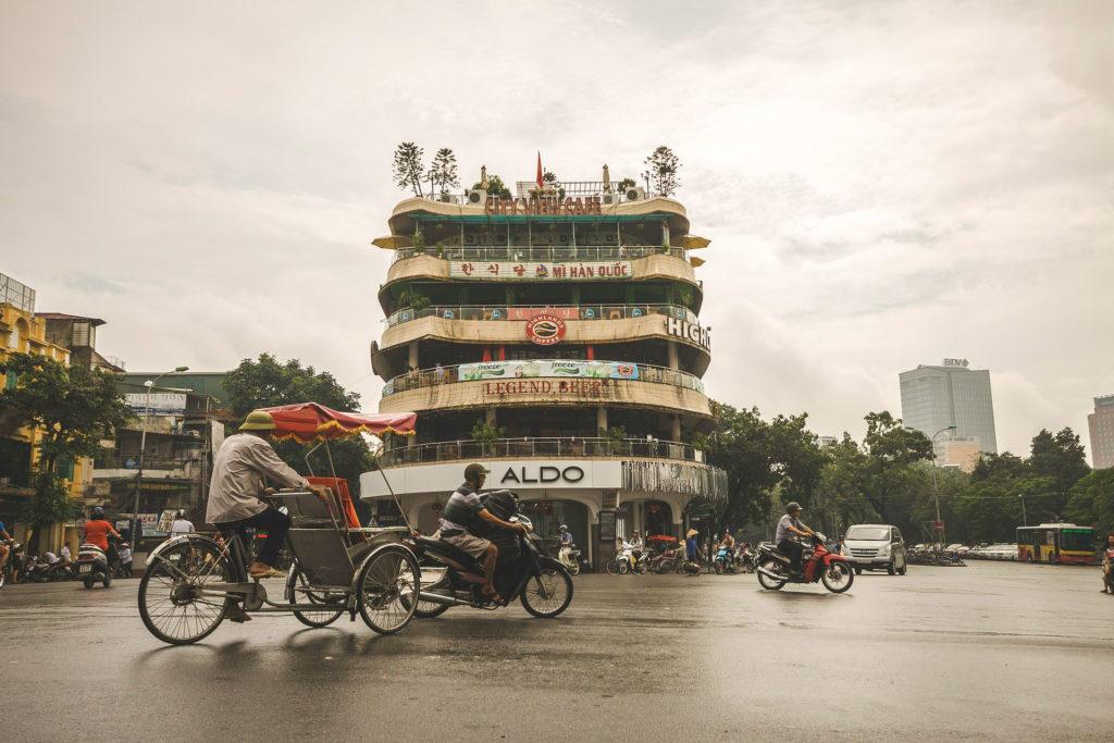 Как добраться из Ханое в Дананг