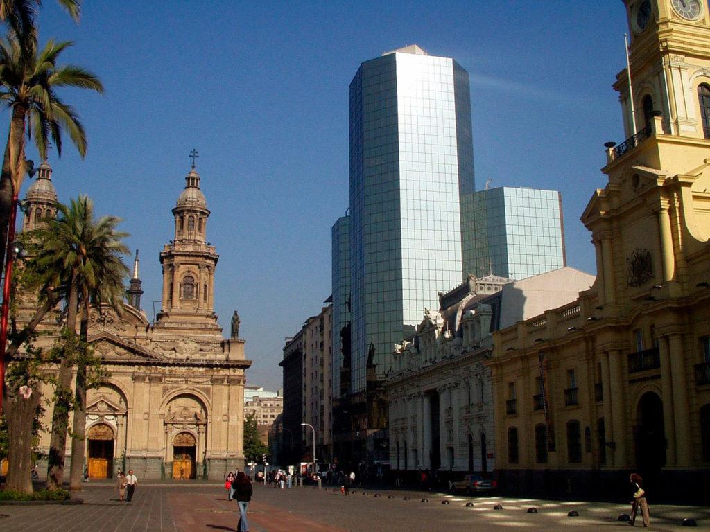 Рынок труда в Чили